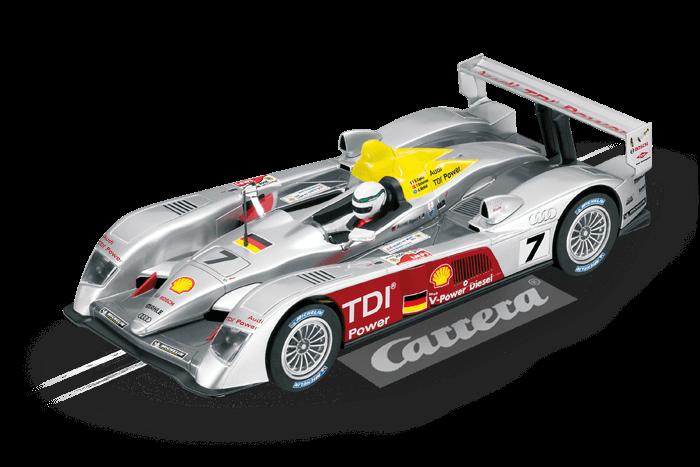 Audi R TDI Le Mans Carrera Slotcar RC - Audi r10