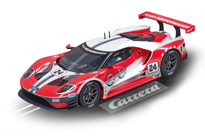 Ford Gt Race Car No