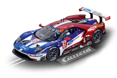 """Ford GT Race Car """"No.67"""""""