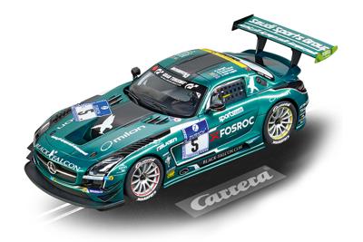 """Mercedes-Benz SLS AMG GT3 """"Black Falcon, No.5"""""""