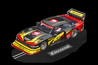 """Ford Capri Zakspeed Turbo """"Mampe-Ford-Zakspeed-Team, No.52"""""""
