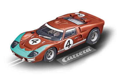 """Ford GT40 MkII """"No.4"""""""