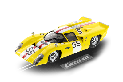 "Lola T70 MKIIIb ""No.55"", Nürburgring 1.000km 1969"
