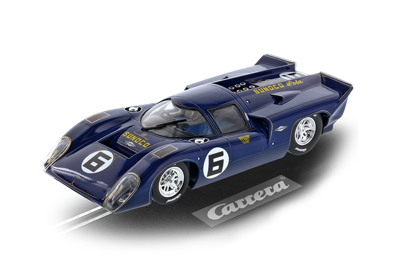 "Lola T70 MKIIIb ""No.6"", 24h Daytona 1969"