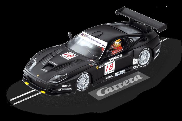 Ferrari 575 Gtc Jmb Racing Monza 2004 20025752 Carrera Slotcar Rc