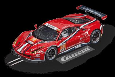 """Ferrari 488 GT3 Scuderia Corsa """"No.68"""" - 20027558"""