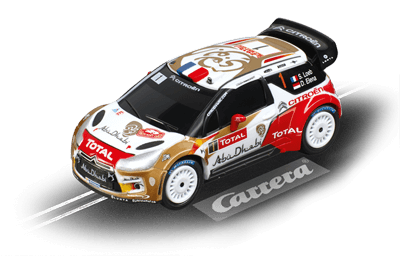 "Citroën DS3 WRC ""Citroën Total Abu Dhabi, No.1"" - 20064006"