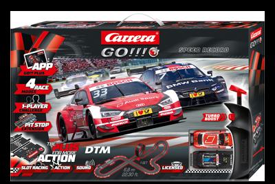 DTM Speed Record - 20066009