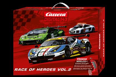 Race of Heroes Vol. 2