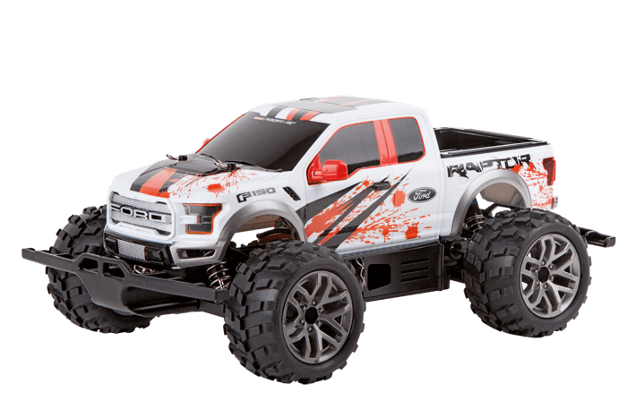 CARRERA PROFI FORD F-150 RAPTOR 2017 - 370183006 | Carrera Slotcar & RC