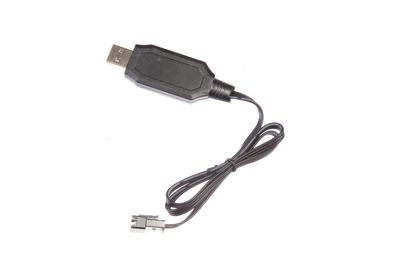 USB Cable 1A  for LiFePo4 6,4V Batteries - 370600054