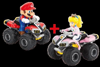 Power Couple Mario + Peach