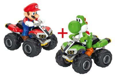 Best Friends Mario + Yoshi