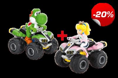 Dynamic Duo Peach + Yoshi
